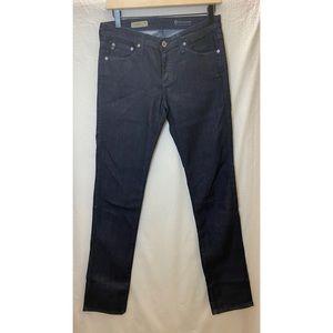 The Stevie AG Slim Straight Jeans 27